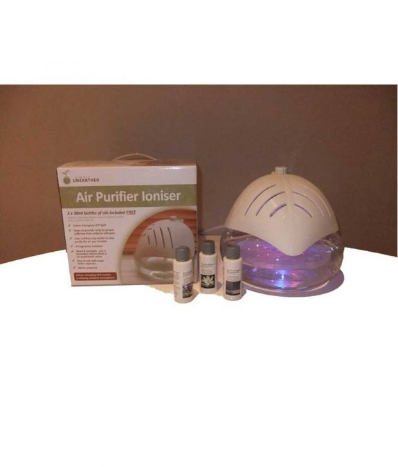 Breathe Well Air Revitaliser and aroma diffuser1