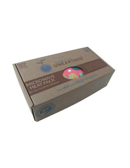 Premium Unscented Microwave wheat bag - Elephant Cotton2